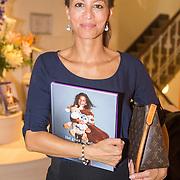 NLD/Amsterdam/20160529 , Boekpresentatie Het Groot Nederlands Knuffelboek van Gallyon van Vessem, Maureen du Toit