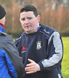 Westport coach JP Walsh,.Pic Conor McKeown