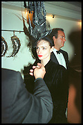 LISA MARIE BURTON, Tatler Bafta party hosted by Jane Procter and Charles Finch. Lola's. Upper St. London. April 1999.