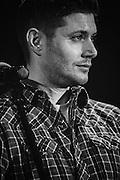 Jensen Ackles, Gold J2 Sunday Panel, Salute to Supernatural San Francisco 2015