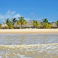 Panoramica de Playa Miami en el Parque Nacional Laguna de Tacarigua. Edo. Miranda, Venezuela. Tacarigua, 21 de Mayo del 2012. Jimmy Villalta