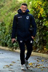Ollie Clarke of Bristol Rovers arrives at Memorial Stadium prior to kick off - Mandatory by-line: Ryan Hiscott/JMP - 10/11/2019 - FOOTBALL - Memorial Stadium - Bristol, England - Bristol Rovers v Bromley - Emirates FA Cup first round