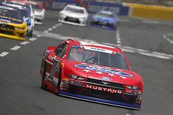 May 26, 2018 - Concord, North Carolina, United States of America - Ty Majeski (60) brings his race car down the front stretch during the Alsco 300 at Charlotte Motor Speedway in Concord, North Carolina. (Credit Image: © Chris Owens Asp Inc/ASP via ZUMA Wire)