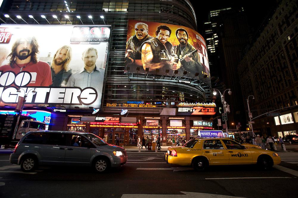 UNITED STATES-NEW YORK-Times Square. PHOTO: GERRIT DE HEUS.VERENIGDE STATEN-NEW YORK- Times Square PHOTO GERRIT DE HEUS
