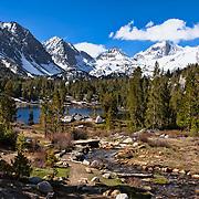 Little Lakes Trail, Rock Creek, East Sierra