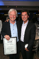 Dennis Muirhead and Simon Fuller