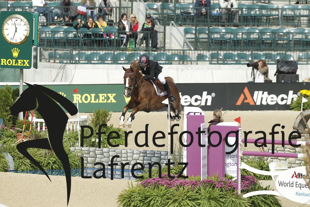GULLIKSEN Geir, L´Espoir<br /> Kentucky - Alltech FEI WEG 2010<br /> /Stefan Lafrentz