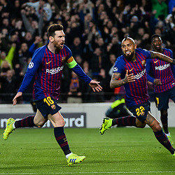 13,03,2019  UEFA Champions League Barcelona and Lyon