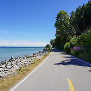 """Around Mackinac Island"" <br />