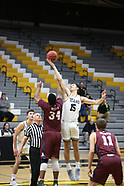 MBKB: University of Wisconsin-Oshkosh vs. Alma College (12-07-18)