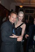 JUERGEN TELLER; KRISTEN MCMENAMY;  Juergen Teller: Woo, Institute of Contemporary Arts, London. 22 January 2012