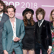 NLD/Amsterdam/20180213 - Edison Pop Awards 2018, Son Mieux