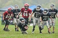 Silver Hawks v Epping Junior Varsity squad October 1, 2011.