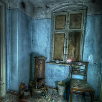 Room in old doctors house