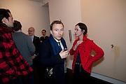 'Engagement' exhibition of work by Jennifer Rubell. Stephen Friedman Gallery. London. 7 February 2011. -DO NOT ARCHIVE-© Copyright Photograph by Dafydd Jones. 248 Clapham Rd. London SW9 0PZ. Tel 0207 820 0771. www.dafjones.com.