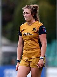 Amelia Buckland Hurry of Bristol Ladies - Mandatory by-line: Robbie Stephenson/JMP - 24/09/2016 - RUGBY - Sixways - Worcester, England - Worcester Valkyries v Bristol Ladies Rugby - RFU Women's Premiership