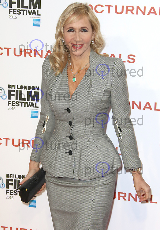 Tania Bryer, BFI London Film Festival 2016: Nocturnal Animals - Headline Gala, Odeon Leicester Square, London UK, 14 October 2016, Photo by Brett D. Cove