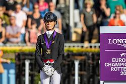 Bronze Medal Grade IV, George Michel, BEL<br /> European Championship Para Dressage<br /> Rotterdam 2019<br /> © Hippo Foto - Dirk Caremans