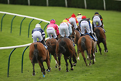General view during the 2.50 The Most Reliable Bet DG Taxis Handicap Stakes - Mandatory by-line: Jack Phillips/JMP - 22/05/2016 - HORSE RACING - Nottingham Racecourse - Nottingham, England - The Nottingham Post Community Day In Association With MacMillan