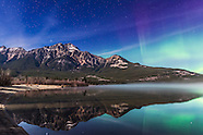 Alberta & Saskatchewan Nightscapes
