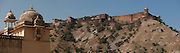 Panorama of Junagadh Fort - Jaisalmer India 2011