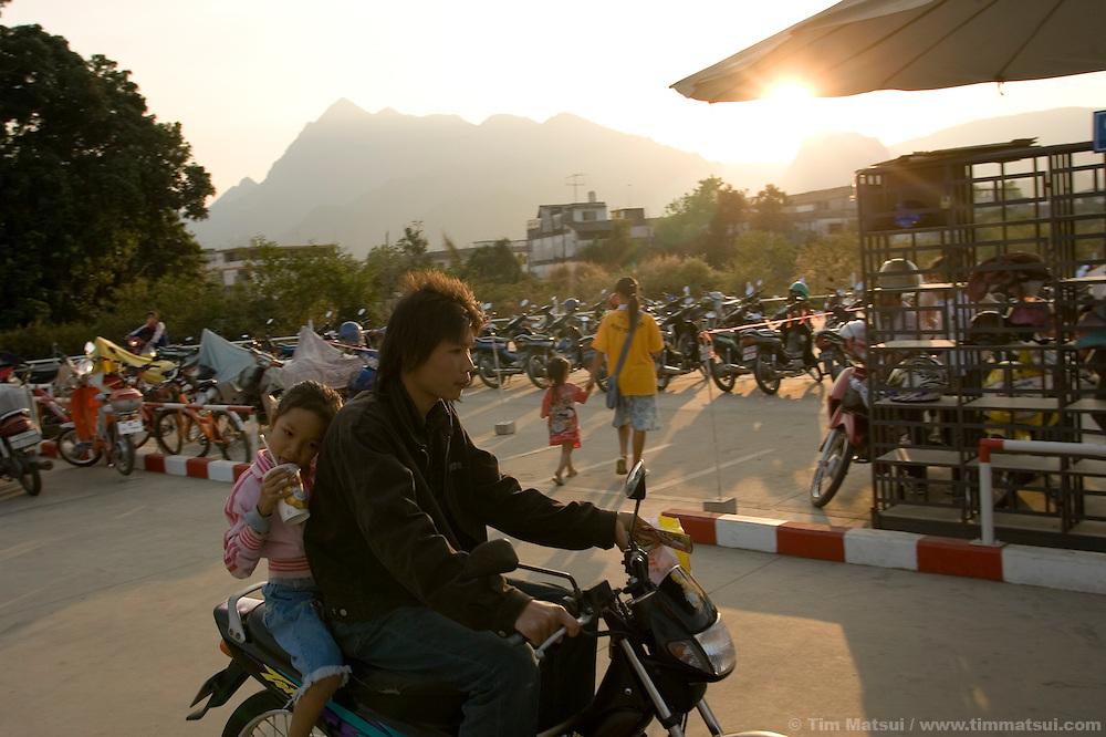 Mae Sai, Thailand.