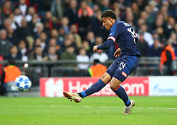 November 6, 2018 - London, England, United Kingdom - London, England - November 06, 2018.Donyell Malen of PSV Eindhoven.during Champion League Group B between Tottenham Hotspur and PSV Eindhoven at Wembley stadium , London, England on 06 Nov 2018. (Credit Image: © Action Foto Sport/NurPhoto via ZUMA Press)