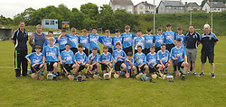 Westport Hurling Boys U14 who participated in Feile over the weekend.<br />Pic Conor McKeown