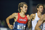 Gonzaga at the NCAA West Regional Track meet in Fayetteville, Arkansas<br /> <br /> Photography by Wesley Hitt and Beth Hall of www.razorbackphotos.com