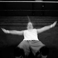 Professional wrestling school