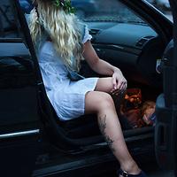 Scandinavian Moments: Blonde by Elin Berge