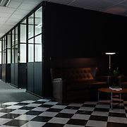Work Club Melbourne interior by Clark Bardsley Design And OLLO group.