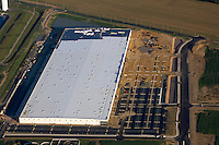 Aerial view of the Amazon Fulfillment Center<br /> in Middletown, Delaware as seen in 2012 during the  last stages of construction.