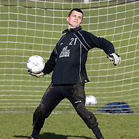 St Johnstone Training..15.01.02   <br />