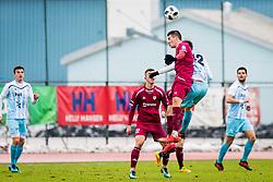DejanVokic of NK Triglav during football match between NK Triglav Kranj and ND Gorica in Round #24 of Prva Liga Telekom Slovenije 2017/18, on March 18, 2018 in Sportni park Kranj, Kranj, Slovenia. Photo by Ziga Zupan / Sportida