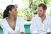 Prince Harry Rhianna Bridgetown Barbados