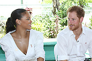 Prince Harry Rhianna Bridgetown Barbados