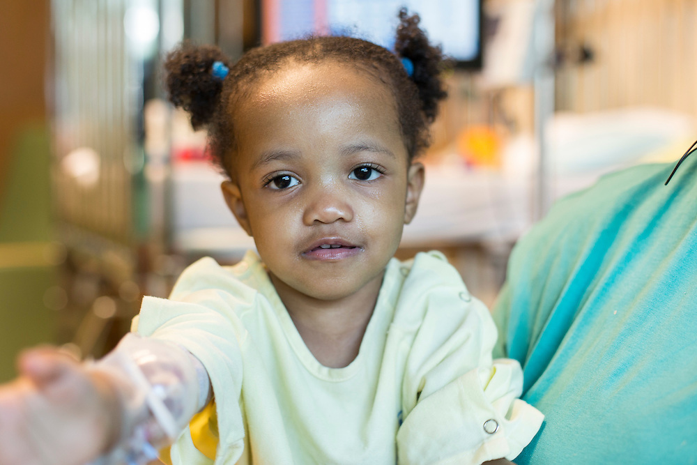 LITTLE ROCK, ARKANSAS:  Children around Arkansas Children's Hospital<br /> Photography by Wesley Hitt