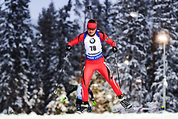 March 8, 2019 - –Stersund, Sweden - 190308 Alla Chilenko of Moldova ompetes in the Women's 7.5 KM sprint during the IBU World Championships Biathlon on March 8, 2019 in Östersund..Photo: Petter Arvidson / BILDBYRÃ…N / kod PA / 92247 (Credit Image: © Petter Arvidson/Bildbyran via ZUMA Press)