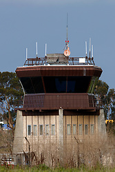 FAA control tower, Palo Alto Airport (KPAO), Palo Alto, California, United States of America