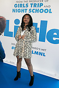 2019, April 10. Pathe ArenA, Amsterdam, the Netherlands. Aliyah Kolf at the dutch premiere of Little.
