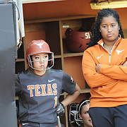 April 10, 2015: Texas vs Oklahoma, Red & Charline McCombs, Austin, Texas.