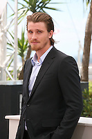 Actor Garrett Hedlund.at the Coen brother's new film 'Inside Llewyn Davis' photocall at the Cannes Film Festival Sunday 19th May 2013