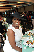 April 7, 2012 New York, NY:  New York City Councilwoman Letecia James attends the 62nd Annual Women of Distinction Spirit Awards Luncheon & Fashion Show sponsored by The Links, Inc- Greater New York Chapter held at Pier Sixty at Chelsea Piers on April 7, 2012 in New York City...Established in 1946, The Links,  incorporated, is one of the nation's oldest and largest volunteer service of women, linked in friendship, are committed to enriching, sustaining and ensuring the culture and economic survival of African-American and persons of African descent . The Links Incorporated is a not-for-profit organization, which consists of nearly 12, 000 professional women of color in 272 located in 42 states, the District of Columbia and the Bahamas. (Photo by Terrence Jennings)