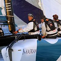 Loïck Peyron, Formular 40, Masirah, Round the island Race, 2010, Cowes, Isle of Wight, UK, Sports Photography
