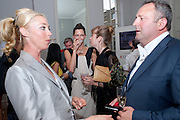 TAMARA BECKWITH;; MARGOT STILLEY; ANOUSKHA BECKWITH;J ON FOWLE, Elizabeth Arden.-100th anniversary party. 33 Fitzroy Square, London W1, 29 June 2010. DO NOT ARCHIVE-© Copyright Photograph by Dafydd Jones. 248 Clapham Rd. London SW9 0PZ. Tel 0207 820 0771. www.dafjones.com.
