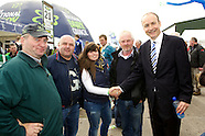 Micheal Martin TD at The National Ploughing Championships 2014