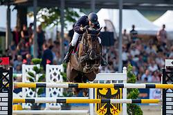 VAN HEEL Arne (NED), Cenbalou<br /> Balve - Optimum Deutsche Meisterschaft Dressur und Springen 2018<br /> Championat von Balve<br /> 09. Juni 2018<br /> © www.sportfotos-lafrentz.de/Stefan Lafrentz