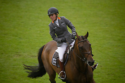 Michaels Beerbaum Meredith (GER) - Shutterfly<br /> World Equestrian Festival, CHIO Aachen 2011<br /> © Dirk Caremans