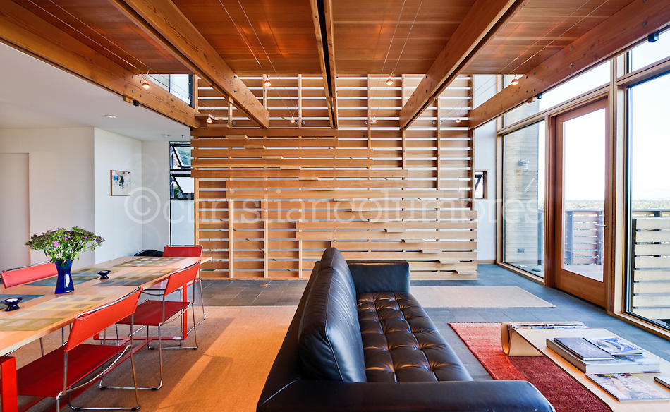 Tabor Residence - Portland, Oregon - Webster Wilson Architect